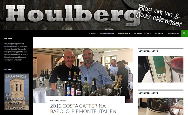 Houlberg recensione